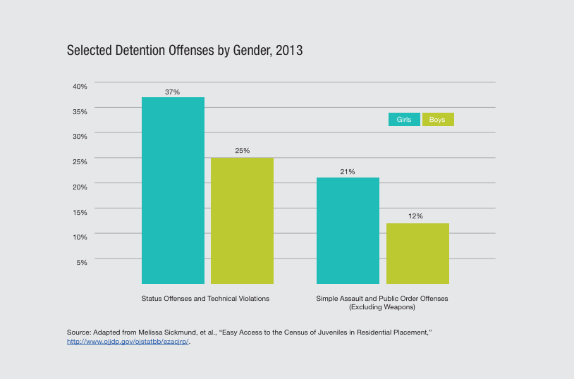 Gender Injustice Report Offenses