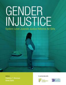 Gender Injustice Report