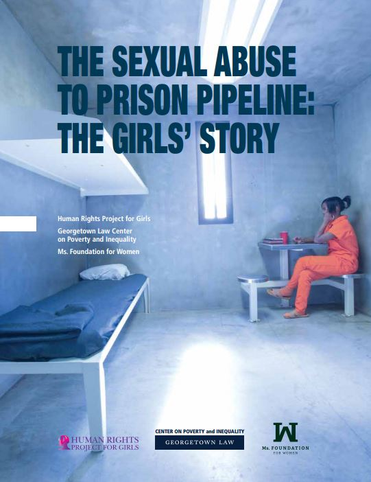 The Sexual Abuse to Prison Pipeline