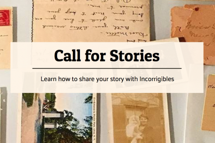 Your Incorrigible Story